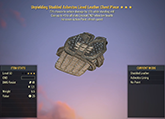 Unyielding [Sent AP] Heavy Leater Chest Piece #2